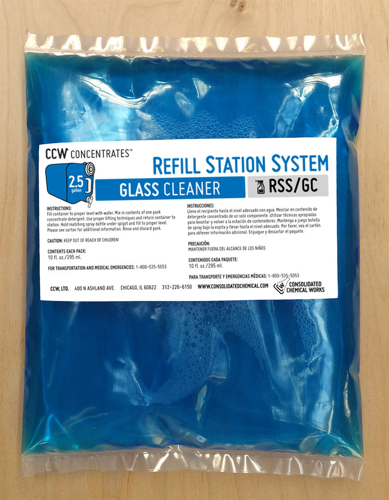 Glass Cleaner RSS-2.5