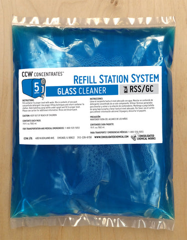 Glass Cleaner RSS-5