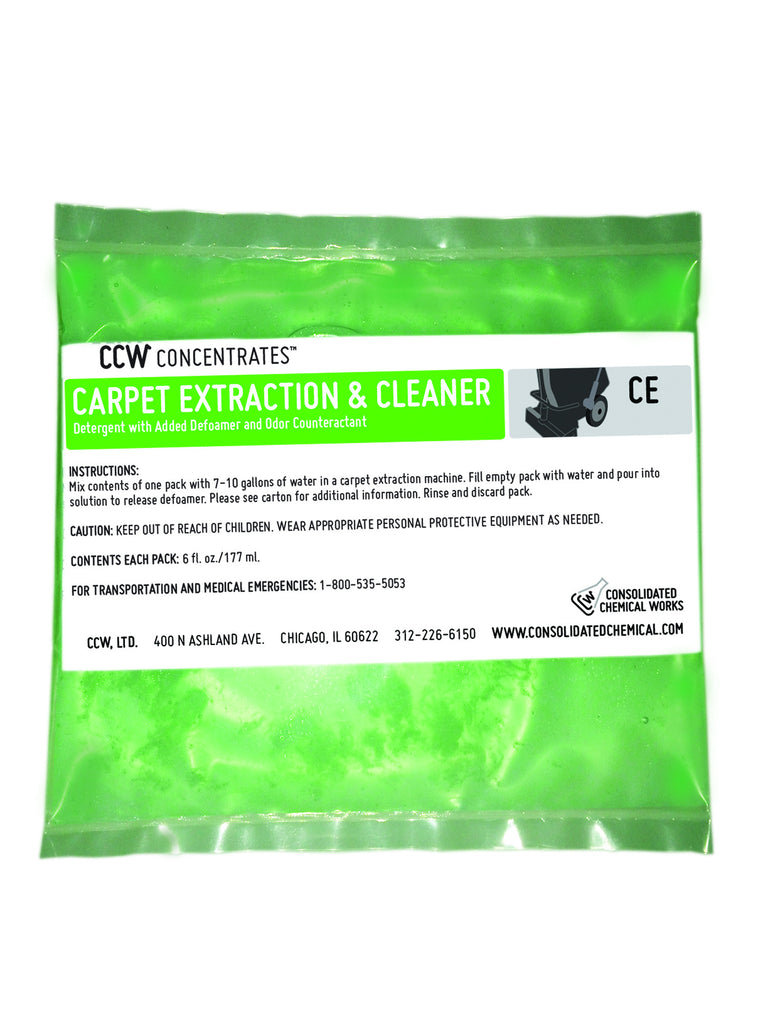 Carpet Extraction & Cleaner