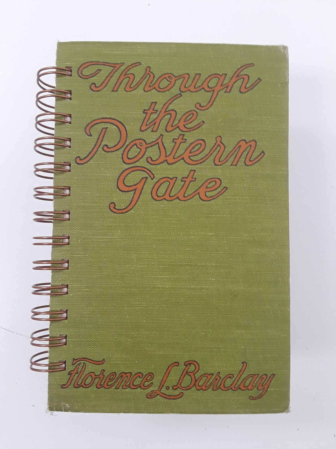 Through the Postern Gate-Red Barn Collections