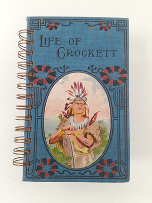 Life Of Crockett-Red Barn Collections
