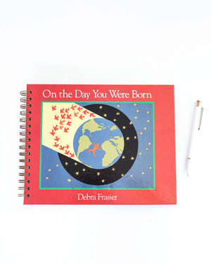 On The Day You Were Born-Red Barn Collections
