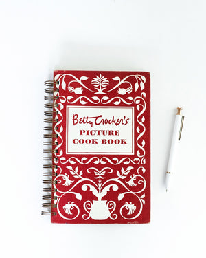 Betty Crocker's Picture Cook Book Journal-Red Barn Collections