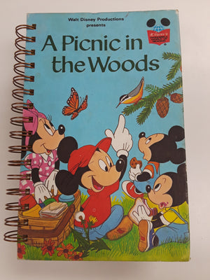 A Picnic in the Woods-Red Barn Collections