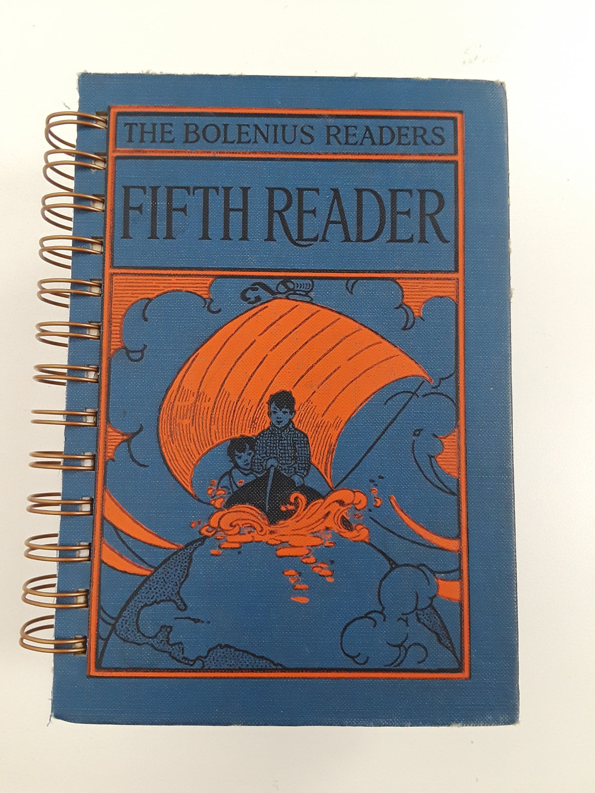 The Bolenius Readers Fifth Reader-Red Barn Collections