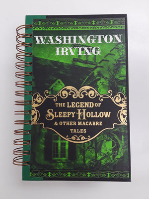 The Legend of Sleepy Hollow & Other Macabre Tales-Red Barn Collections
