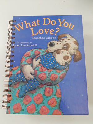 What Do You Love?-Red Barn Collections