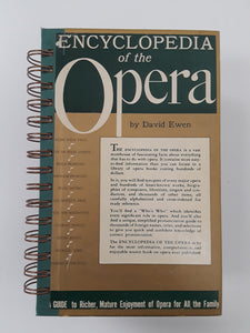 Encyclopedia of the Oper-Red Barn Collections