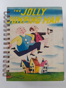 The Jolly Jumping Man-Red Barn Collections