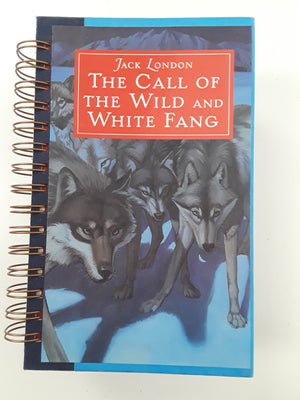 The Call of the Wild and White Fang-Red Barn Collections
