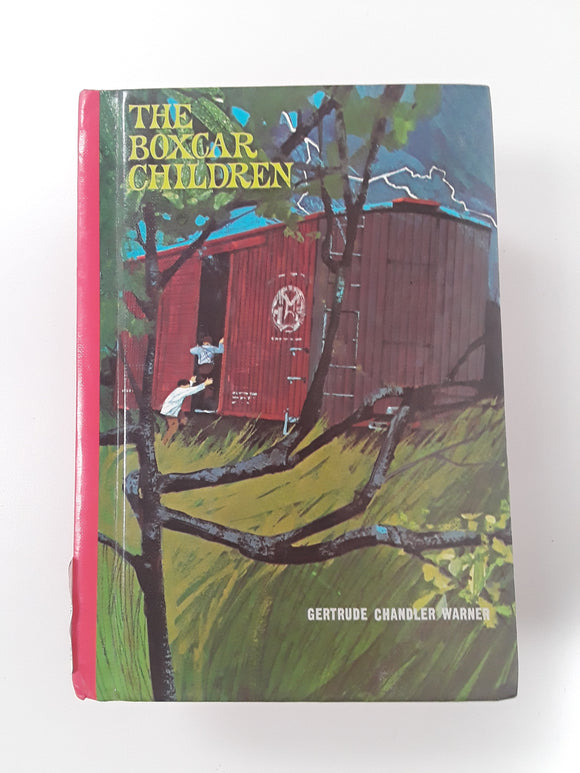 The Boxcar Children-Red Barn Collections