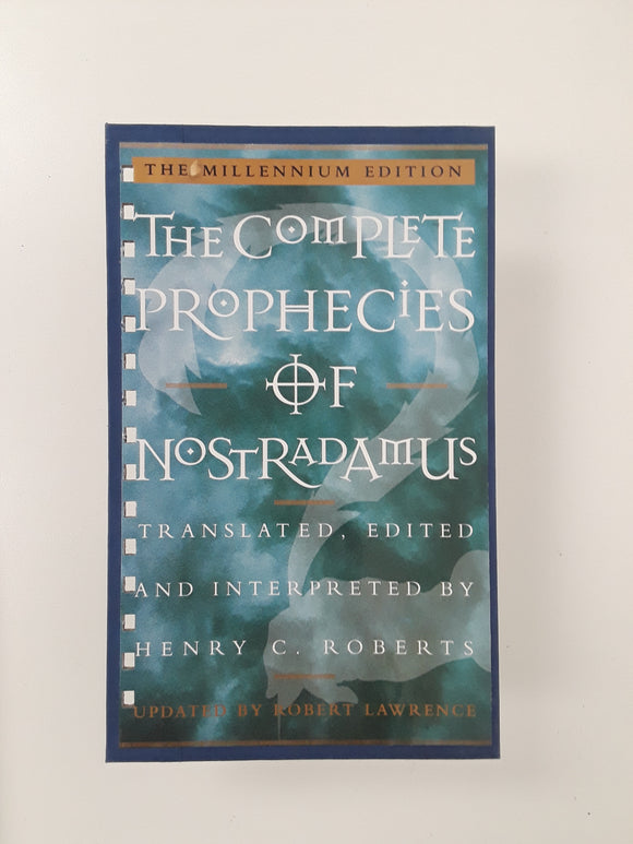 The Complete Prophecies of Nostradamus-Red Barn Collections