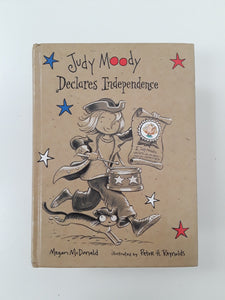 Judy Moody Declares Independance-Red Barn Collections