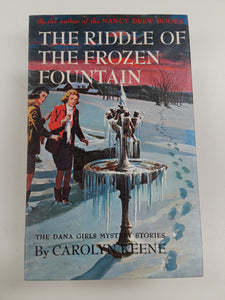 The Riddle of the Frozen Fountain-Red Barn Collections