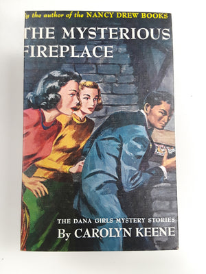 Nancy Drew- The Mysterious Fireplace-Red Barn Collections