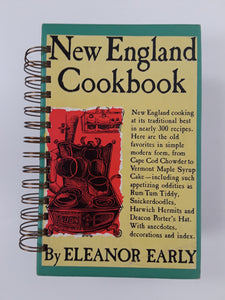 New England Cookbook-Red Barn Collections