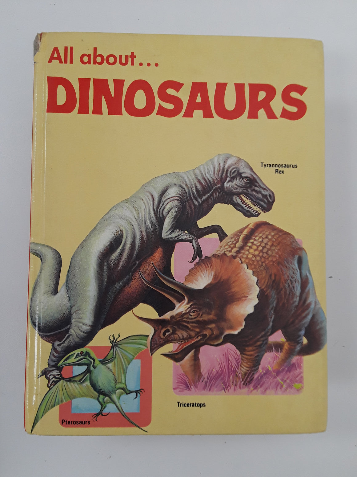 All about... Dinosaurs-Red Barn Collections