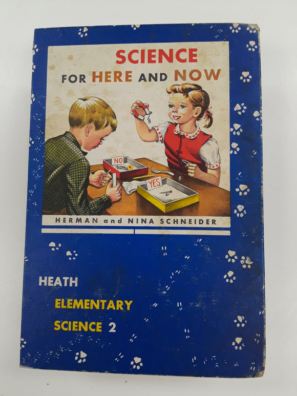 Science For Here And Now-Red Barn Collections