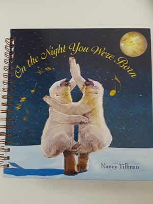 On the Night You Were Born-Red Barn Collections
