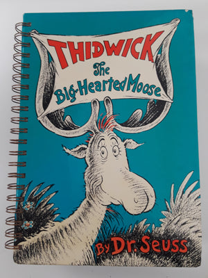 Thidwick The Big Hearted Moose-Red Barn Collections