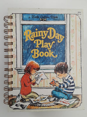 Rainy Day Play Book-Red Barn Collections