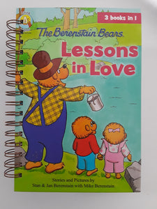 Berenstain Bears: Lessons in Love-Red Barn Collections