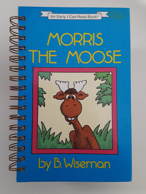 Morris The Moose-Red Barn Collections