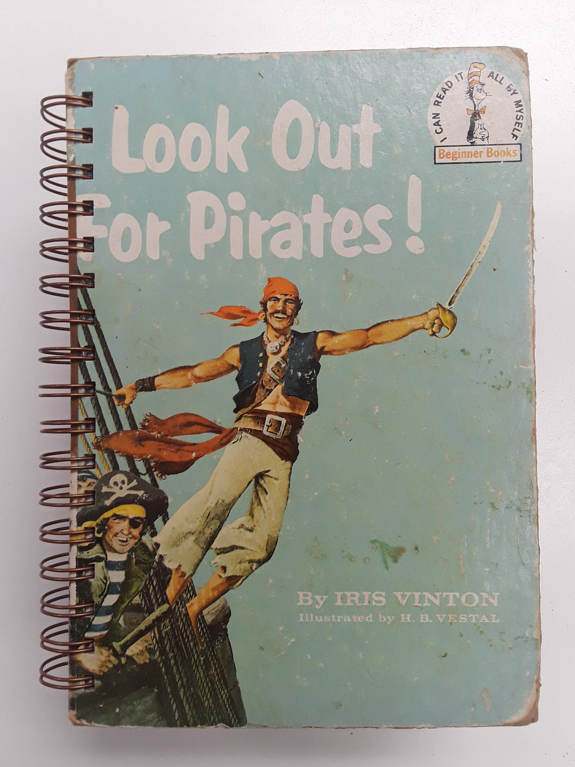 Look Out For Pirates!-Red Barn Collections