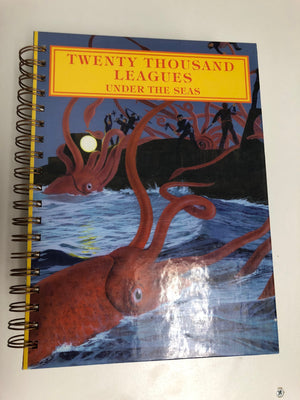 Twenty Thousand Leagues Under the Seas-Red Barn Collections