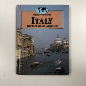 Italy Travel Journal-Red Barn Collections
