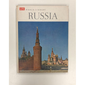 Russia Travel Journal-Red Barn Collections