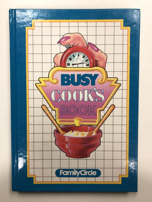 Busy Cook's Book Journal-Red Barn Collections