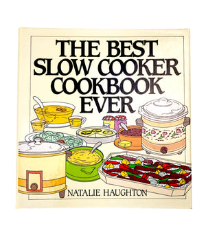 The Best Slow Cooker Cookbook Ever Journal-Red Barn Collections