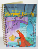 Sleeping Beauty Upcycled Book Journal