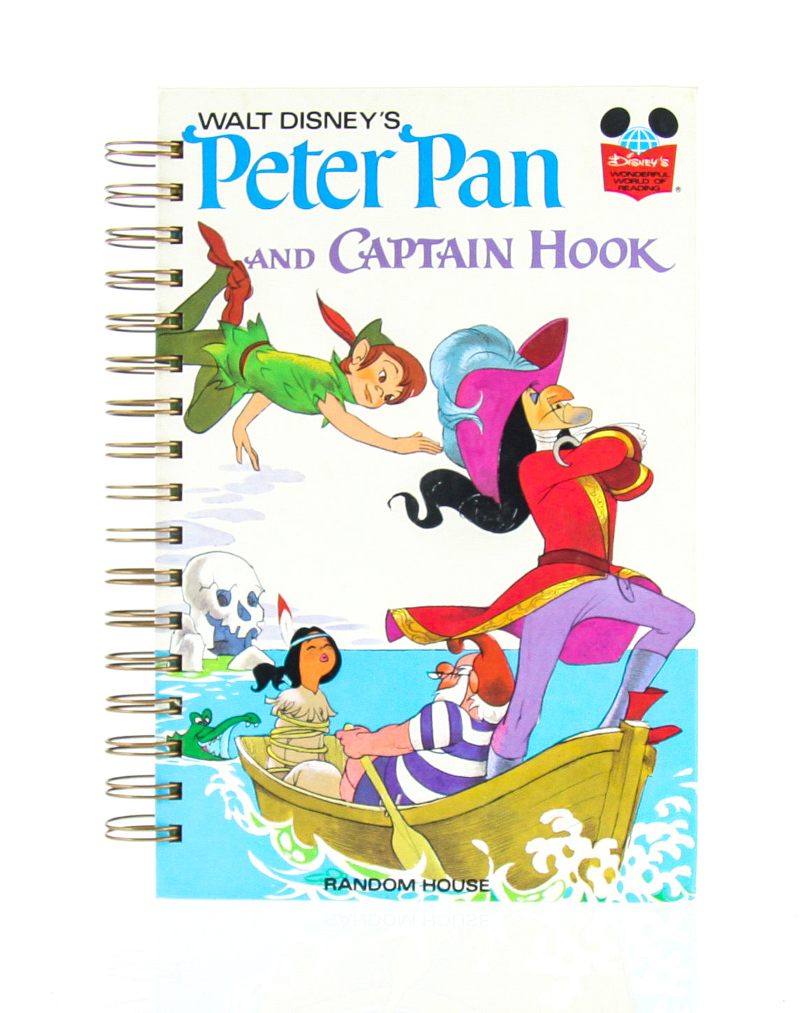 Peter Pan and Captain Cook-Red Barn Collections