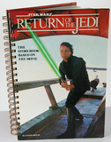 Return of the Jedi Upcycled Book Journal