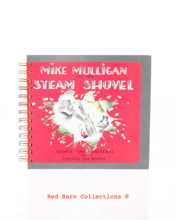 Mike Mulligan and his Steam Shovel-Red Barn Collections