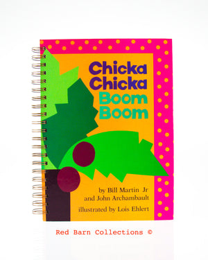 Chicka Chicka Boom Boom-Red Barn Collections