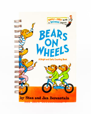 Berenstain Bears: Bears on Wheels-Red Barn Collections