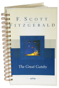 The Great Gatsby Book Journal
