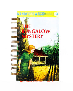 Nancy Drew #03 - The Bungalow Mystery-Red Barn Collections