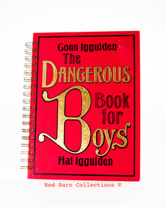 Dangerous Book for Boys-Red Barn Collections