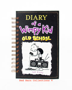Diary of a Wimpy Kid - Old School-Red Barn Collections