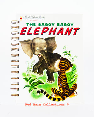 The Saggy Baggy Elephant-Red Barn Collections