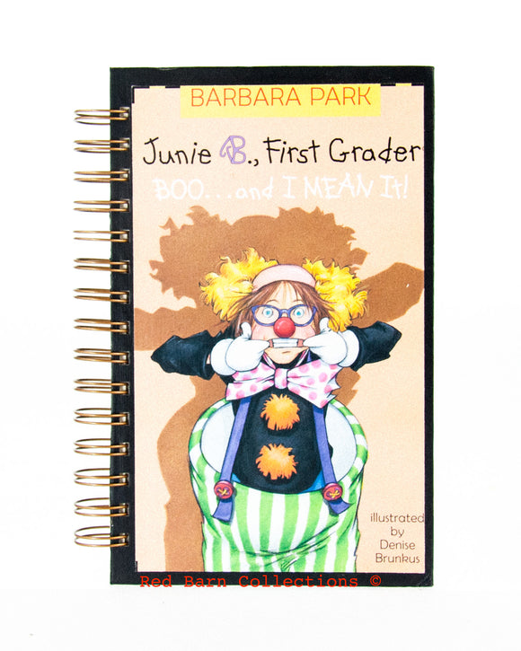 Junie B, First Grader-Boo...and I MEAN It!-Red Barn Collections