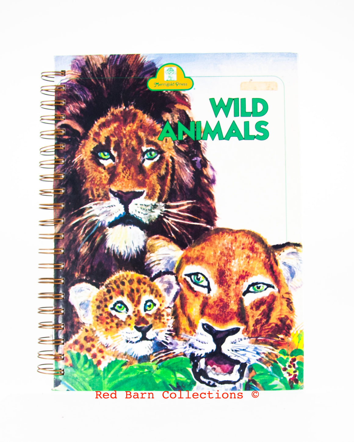 Wild Animals-Red Barn Collections