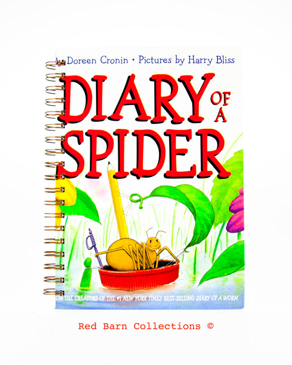 Diary of a Spider-Red Barn Collections