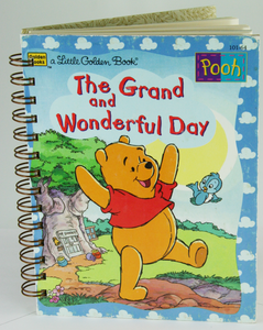 Winnie the Pooh The Grand and Wonderful Day