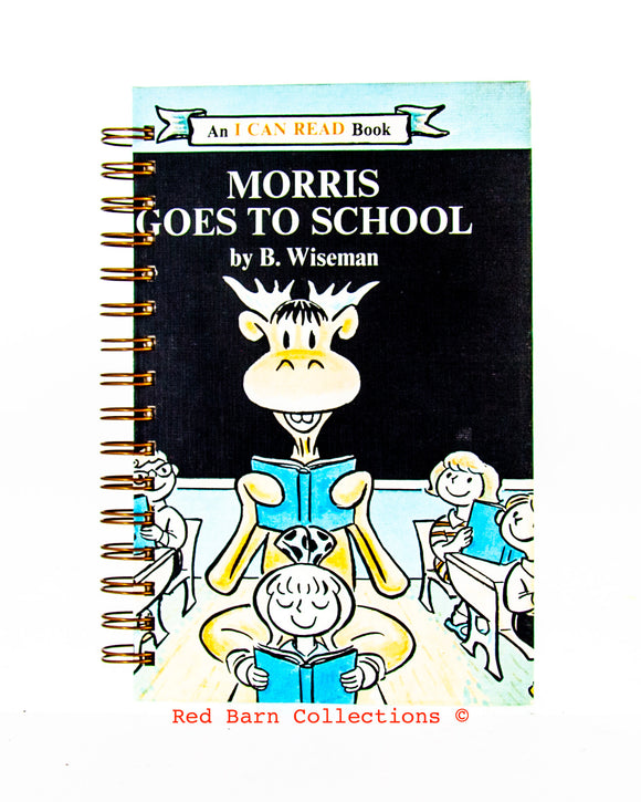 Morris Goes To School-Red Barn Collections