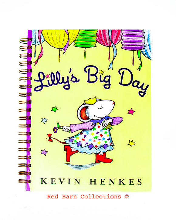 Lilly's Big Day-Red Barn Collections